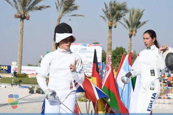 Чемпионат Мира — 2017 Каир (Египет)